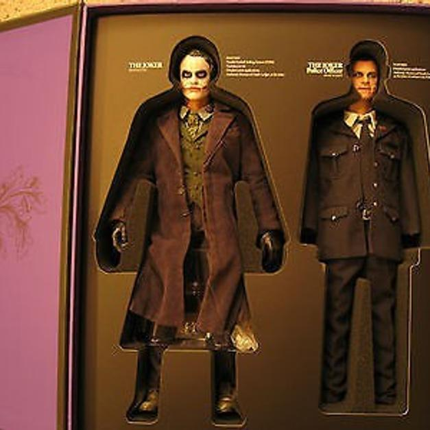 Hot Toys Dx01 Joker And Dx12 Batman In M12 Manchester For 250 00