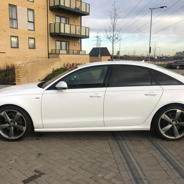 Audi For Sale Under 10000: Audi A6 Saloon 2013 2.0 TDI Black Edition In IG11 London