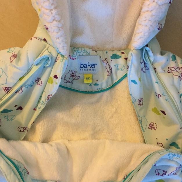 687082eda Baby boys girls Ted Baker snowsuit 3-6 months in TS17 Thornaby for ...