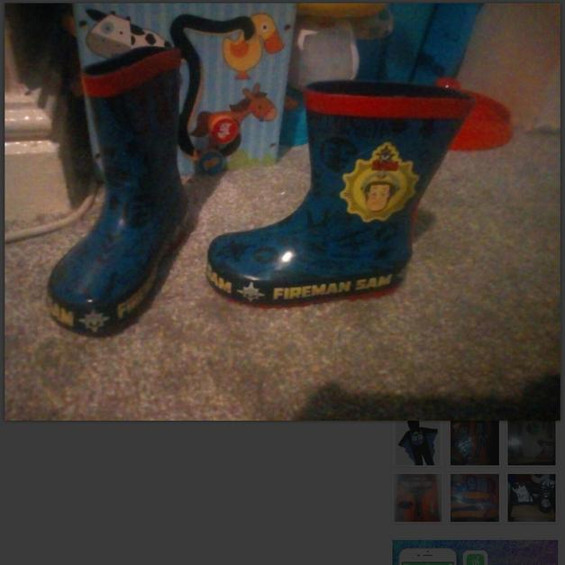 c3a0a443a boys wellies in Bury for £3.00 - Shpock