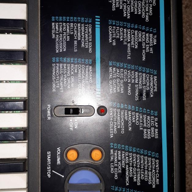 Casio keyboard in CT1 Canterbury for £10 00 for sale - Shpock