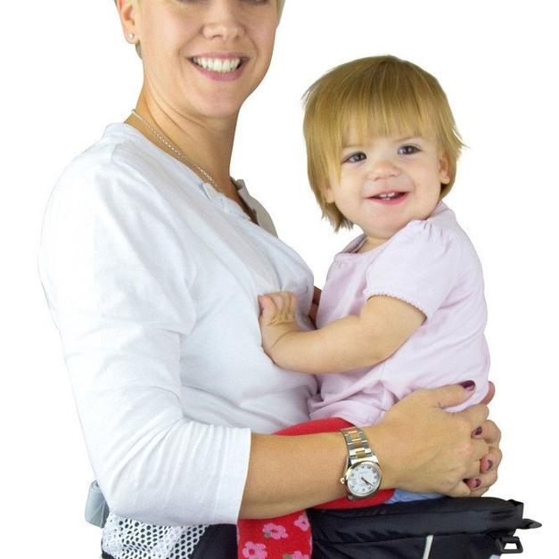 Nimnik Child Carrier With Hip Seat