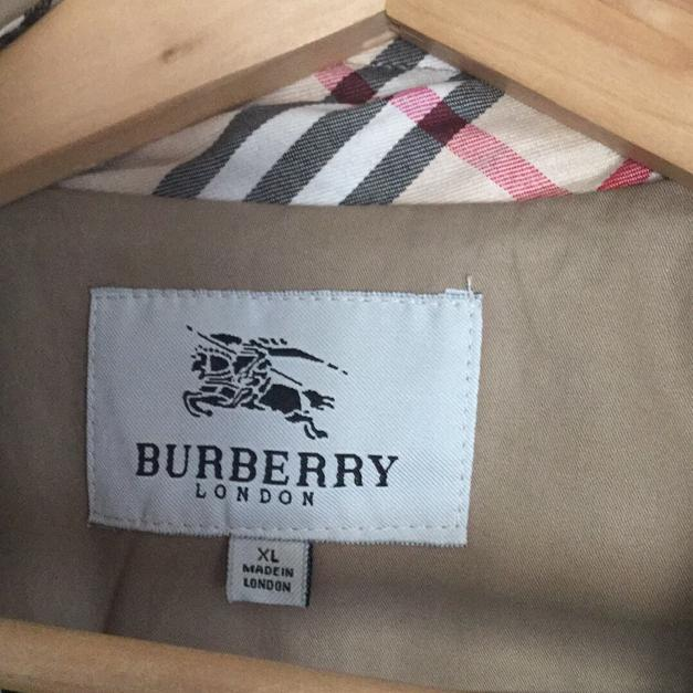 272352b2c2dc Burberry coat and dust bag in South Somerset for £125 for sale - Shpock