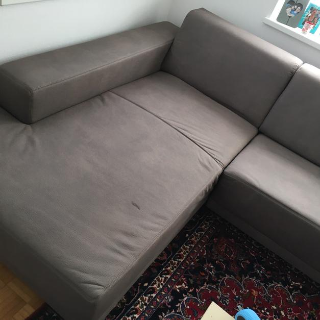 Wohnlandschaft Couch Sofa Grau In 6840 Gotzis For 80 00 Shpock