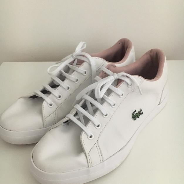 24b27db0b141 Lacoste Trainers in BR1 Bromley for £8 for sale - Shpock
