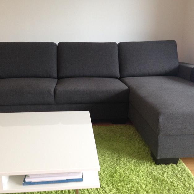 Ikea Sorvallen 3er Sofa Recamiere Rechts In 6804 Rankweil For 500
