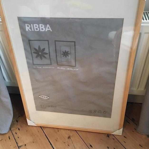 Ikea Ribba Picture Frame 50x70 In N8 Haringey For GBP800
