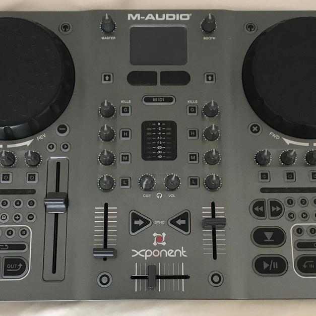 M-AUDIO TORQ DJ CONTROLLER DRIVER FOR WINDOWS 10