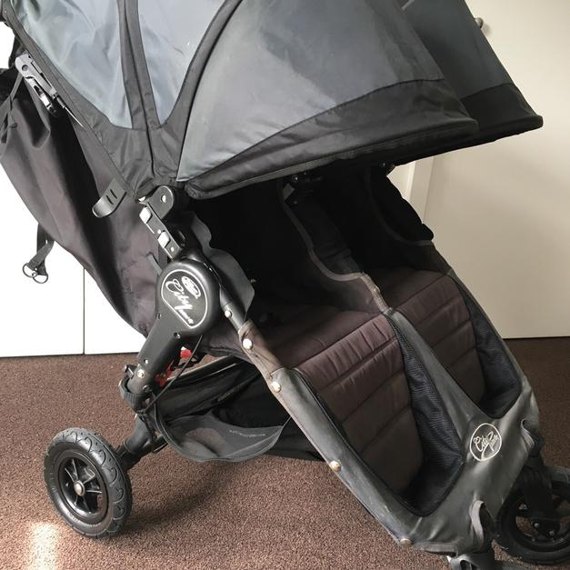 Baby Jogger City Mini Gt Double Pushchair In Se18 London For 225 00