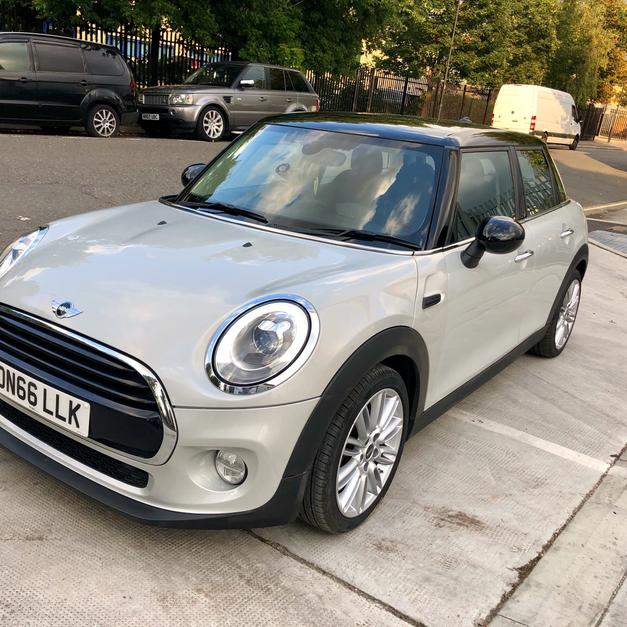 Mini Cooper D 2016 15 Turbo Diesel 5 Doors In W10 London For