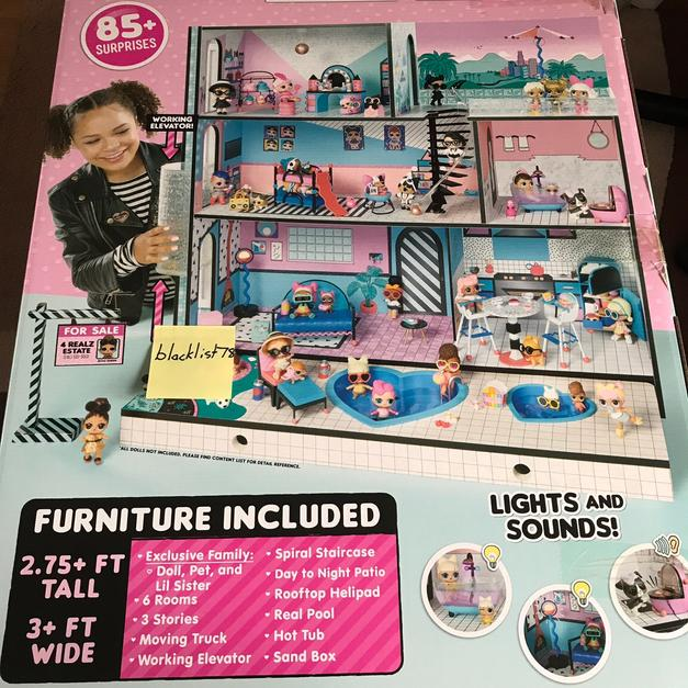 Lol Surprise Doll House Brand New In Stock In Nw4 London For 215 00