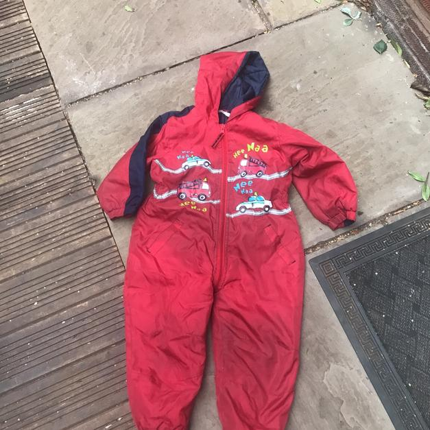 6a0e2002a Bluezoo snowsuit age 2/3 in B61 Bromsgrove for £2.00 for sale - Shpock