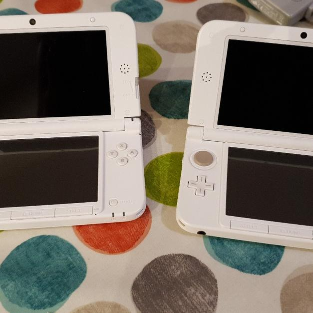 Nintendo 3Ds XL with Mario Kart 7 pre install in PE38 0PA King's
