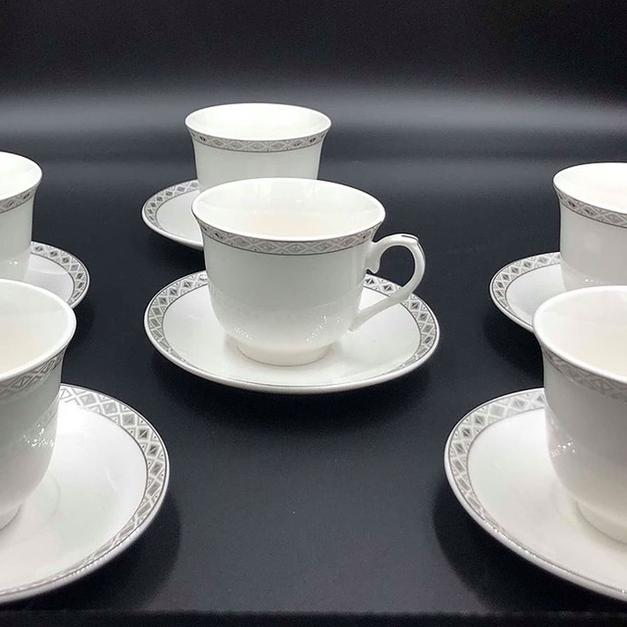 b4fc6cd8e2 6 piece Tea Cup and Saucer Set 4-5A in N4 Islington for £24.00 for ...