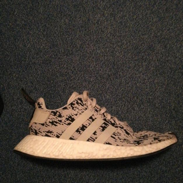 1e2bf6d18017f NMD R2 BROWN GLITCH Footlocker Only Edition in 6832 Röthis for €60.00 for  sale - Shpock