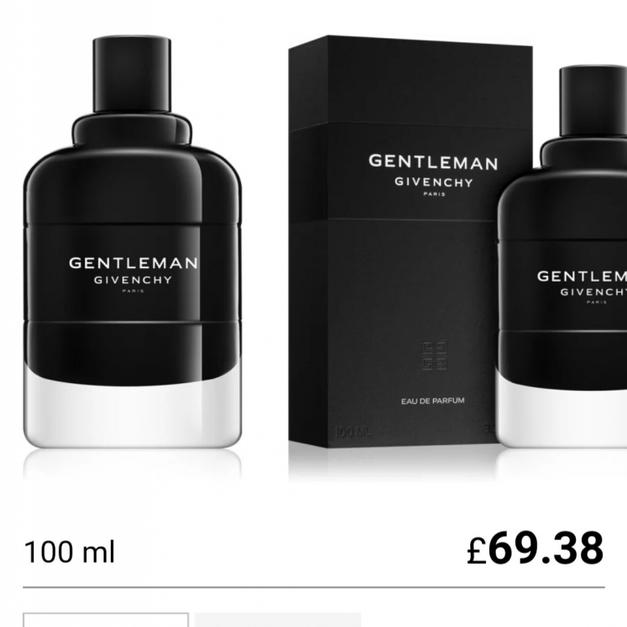 Original Givenchy Gentleman 100ml Edp In Sl1 For 4000 Shpock