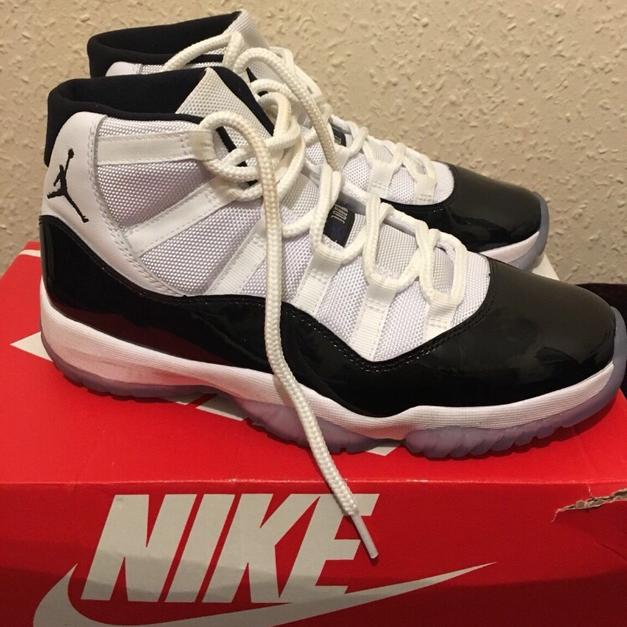 purchase cheap 446cc a5b91 Nike Jordan retro 11 concord size 7 Uk used in NW10 London ...