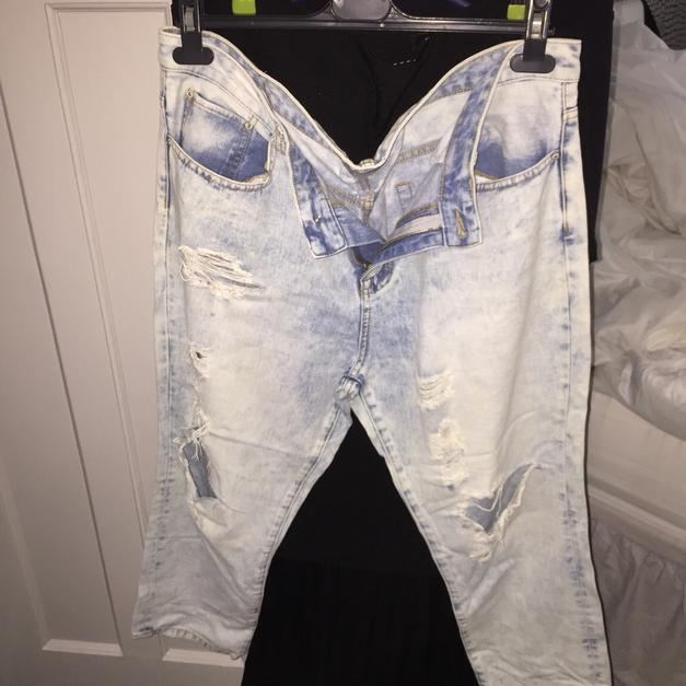Jeans 14 Skinny Boyfriend Skinny Ripped Ripped 14 WH2ID9E