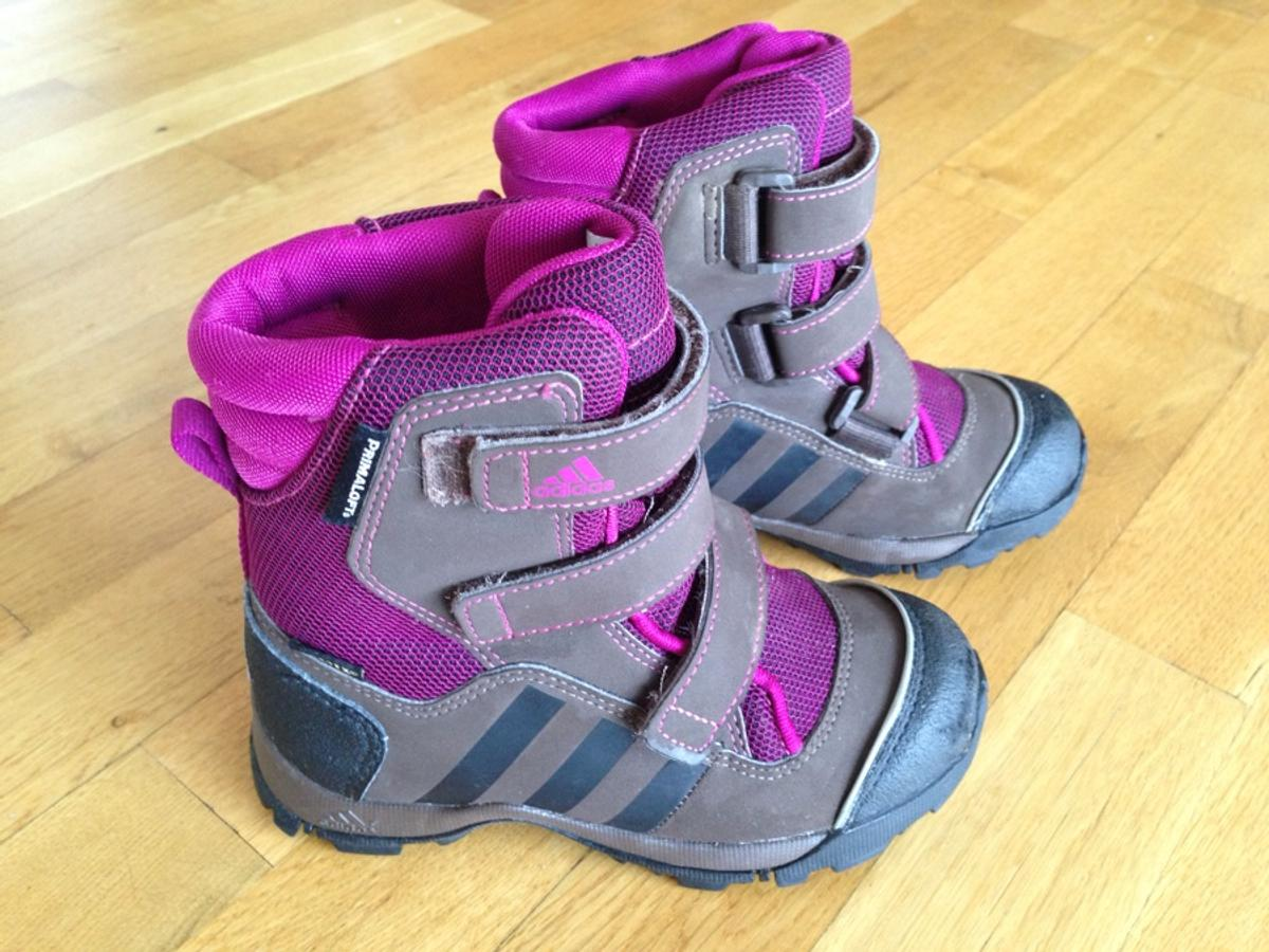 newest collection bbf0b a6595 Adidas Mädchen Winterstiefel Boots 28