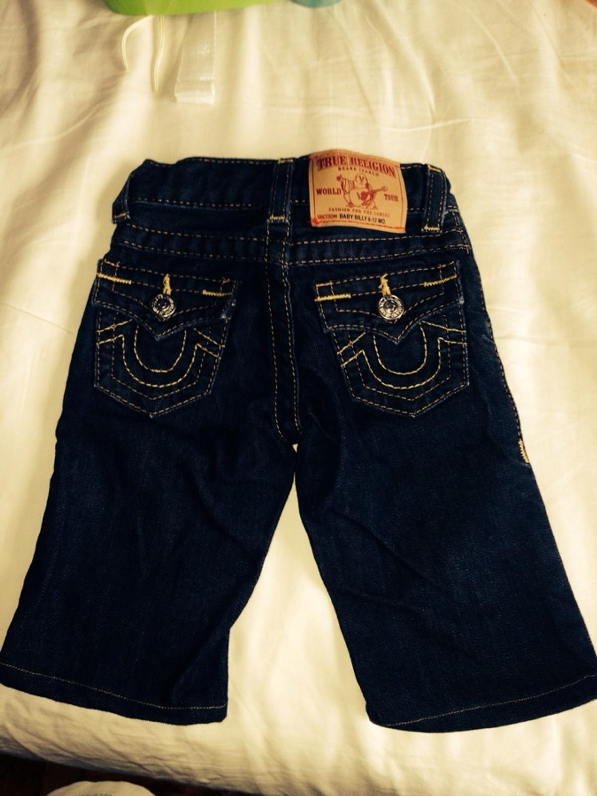 8d2f72320 Description. Brand new 100% official true religion brand jeans for infants.