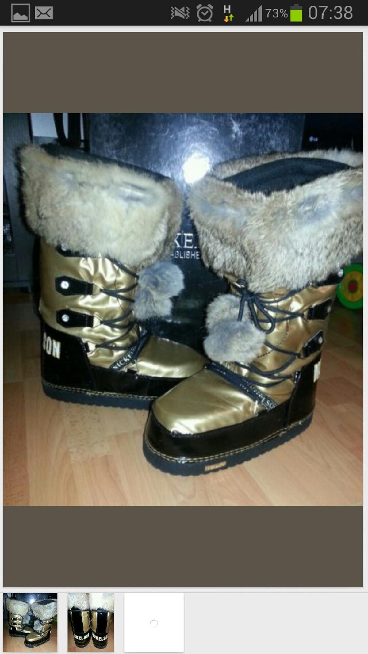 Nickelson Winter Moon Boots Gr. 39 41