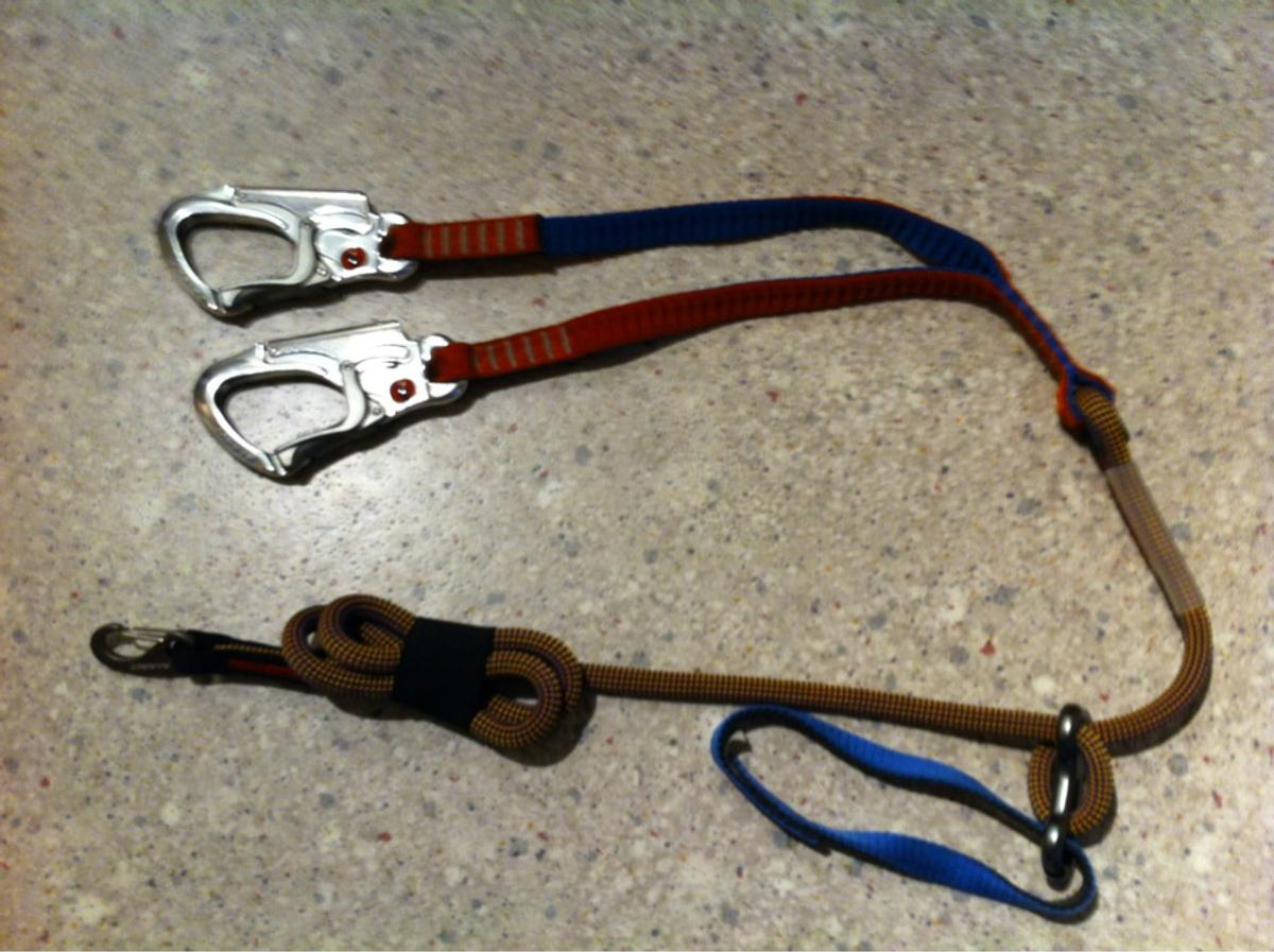 Klettersteig Set Sale : Klettersteigset mammut nagelneu in altheim for u ac