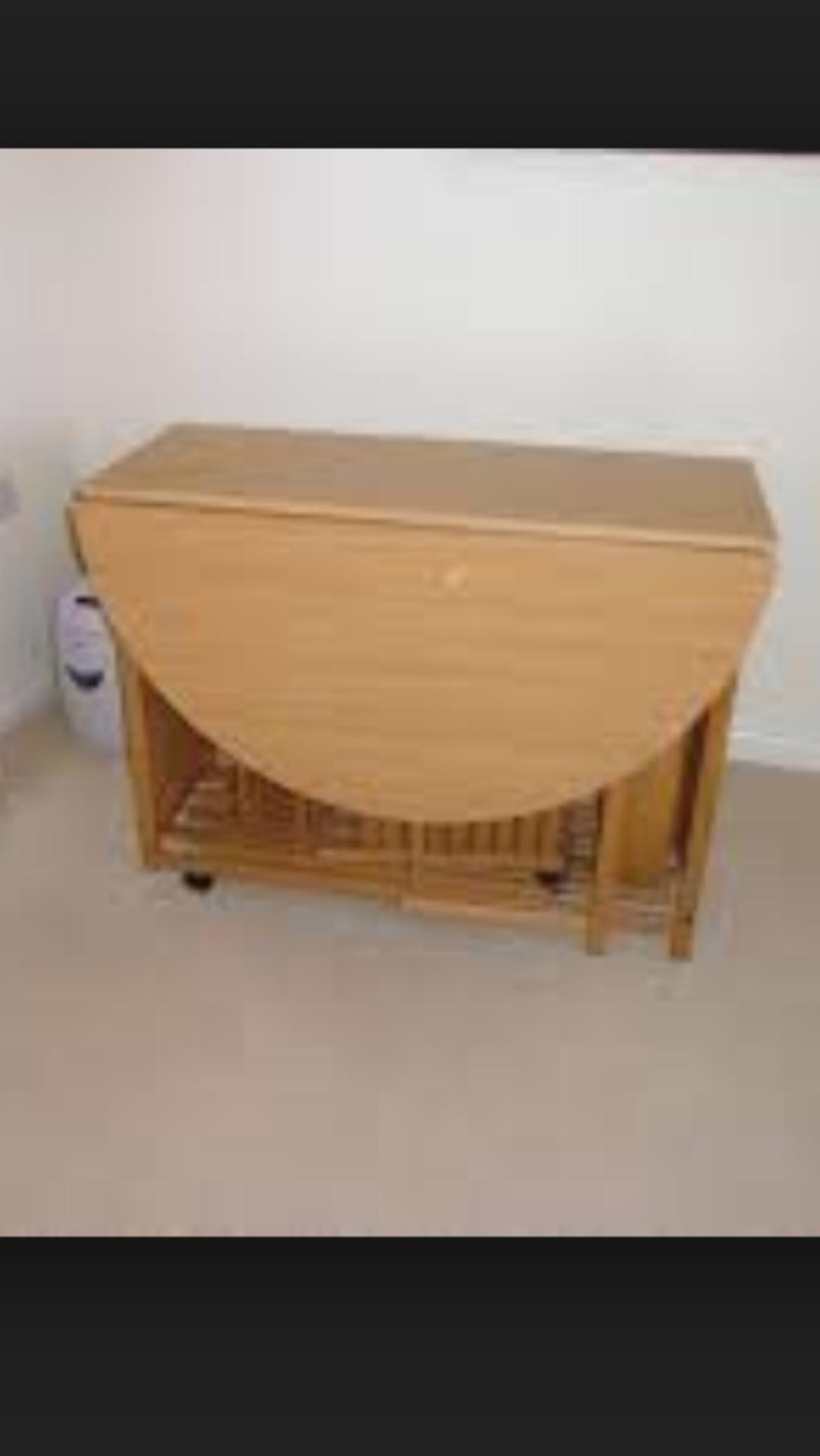 Picture of: Argos Drop Leaf Table With 4 Chairs Woo In N4 London For 75 00 For Sale Shpock