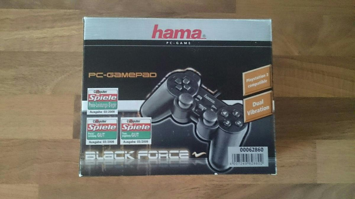 HAMA PC GAMEPAD BLACK FORCE WINDOWS XP DRIVER DOWNLOAD