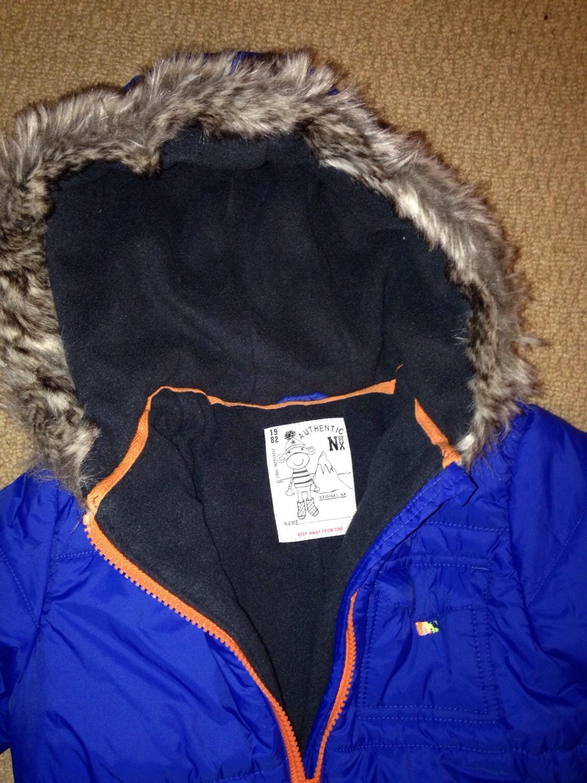 a4000dfe0 Next boys snowsuit age 2-3years in NN16 Kettering for £10.00 for ...