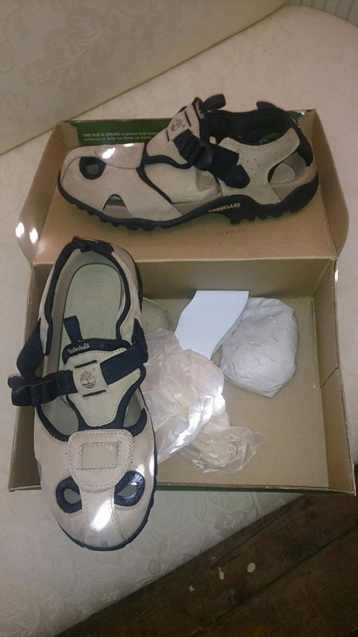 official photos dee64 3bf1b timberland del fuego sandals in SS2 Southend-on-Sea for £20.00 for ...