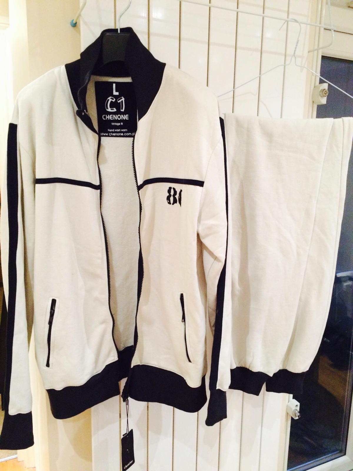 4a4cd63184ba CHEN ONE Mens LRG Off White Track Suit Beige in W14 London for ...