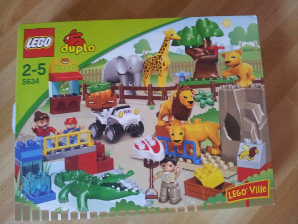Lego Duplo 5634 Zoo Starter Set In 12627 Berlin For 4500 For