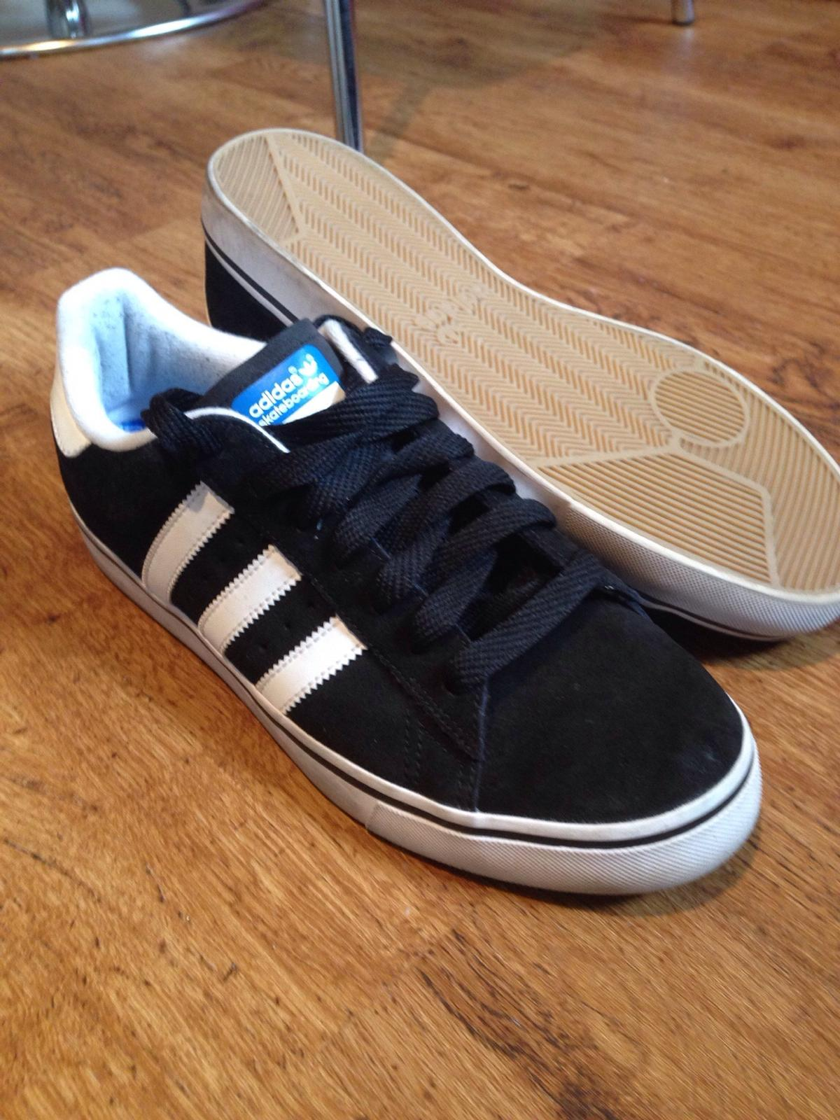 Hostil Controlar Adentro  Adidas Campus Vulc Skateboarding Trainers (8) in Stockport for £30.00 for  sale | Shpock