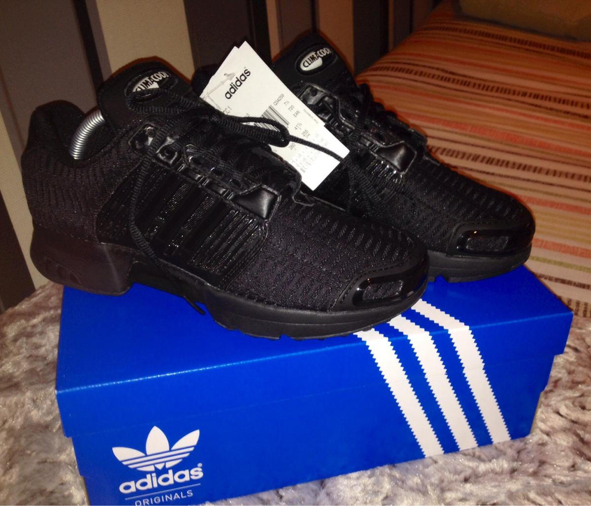 low priced bb511 e743c Adidas ClimaCool CC1 All Black UK Size 7.5
