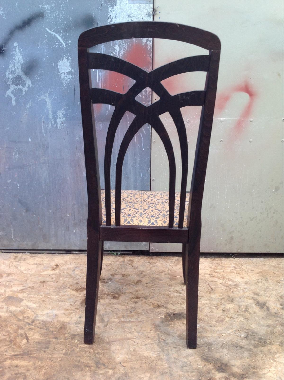Admirable Art Deco Style Dining Chair Machost Co Dining Chair Design Ideas Machostcouk