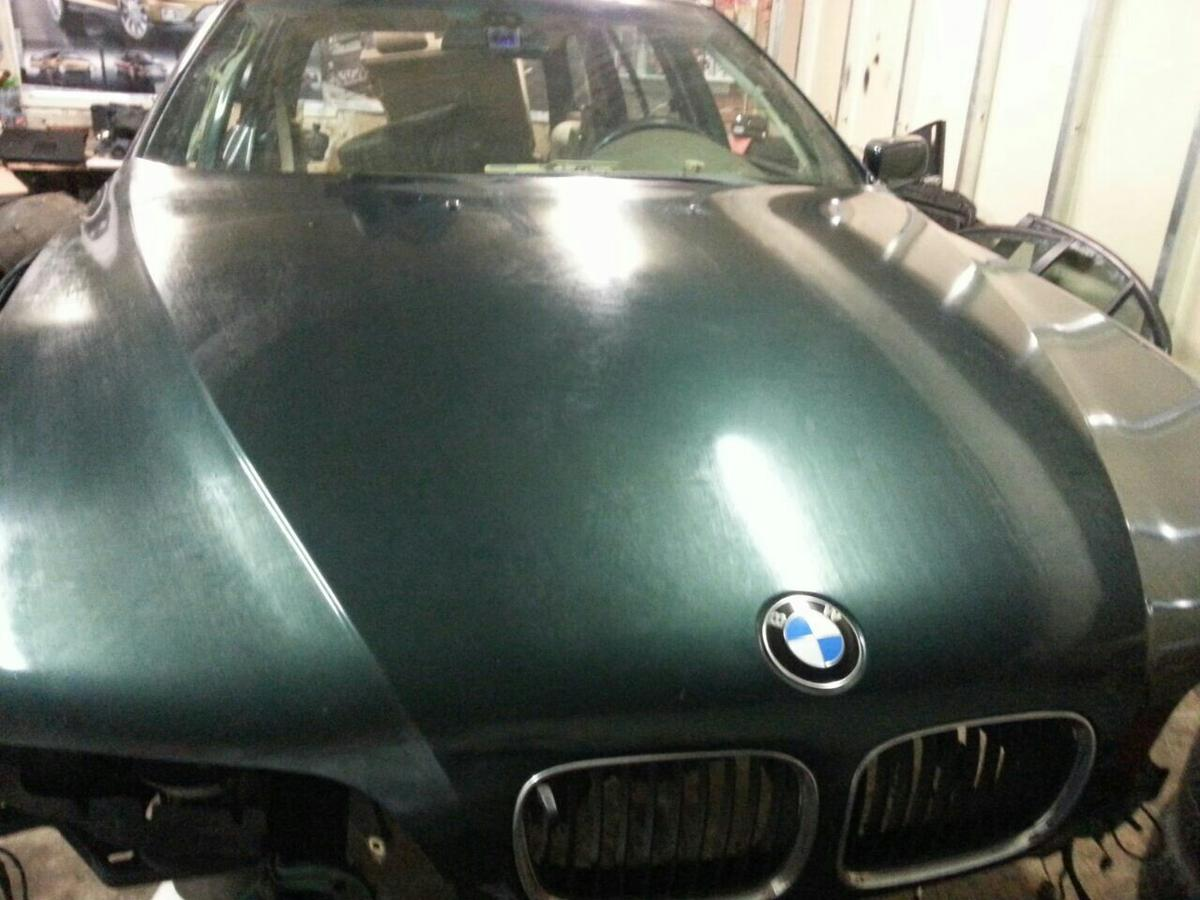 Bmw E39 Motorhaube In 8010 Honigtal For 120 00 For Sale Shpock