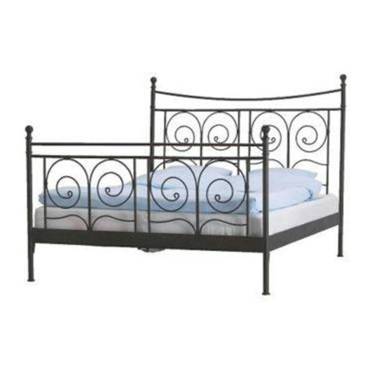 Ikea Metallbett 140x200 Mit Lattenrost In 67098 Bad Durkheim For 80 00 For Sale Shpock