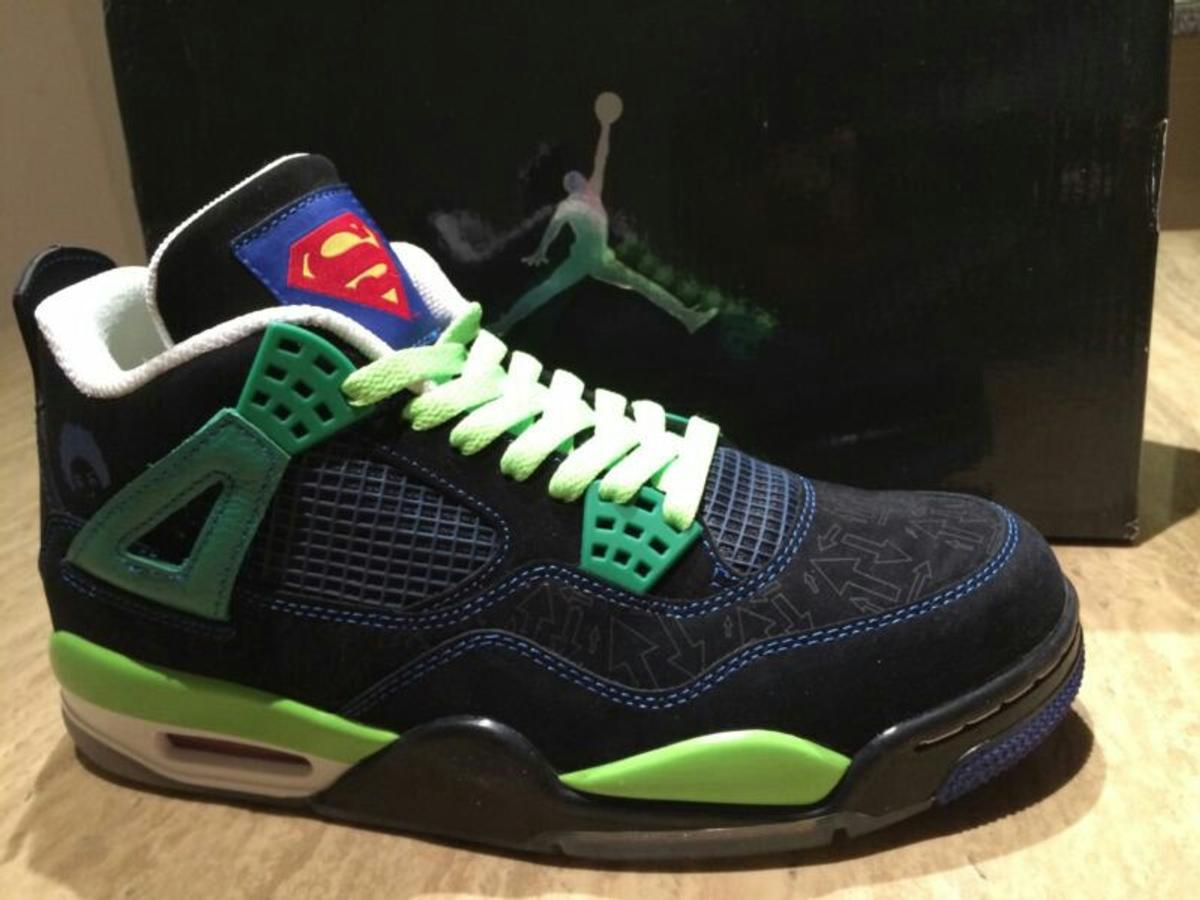 sale retailer 4967a e0d1a Air Jordan 4 Superman in 28208 Charlotte for US 200.00 for sale - Shpock