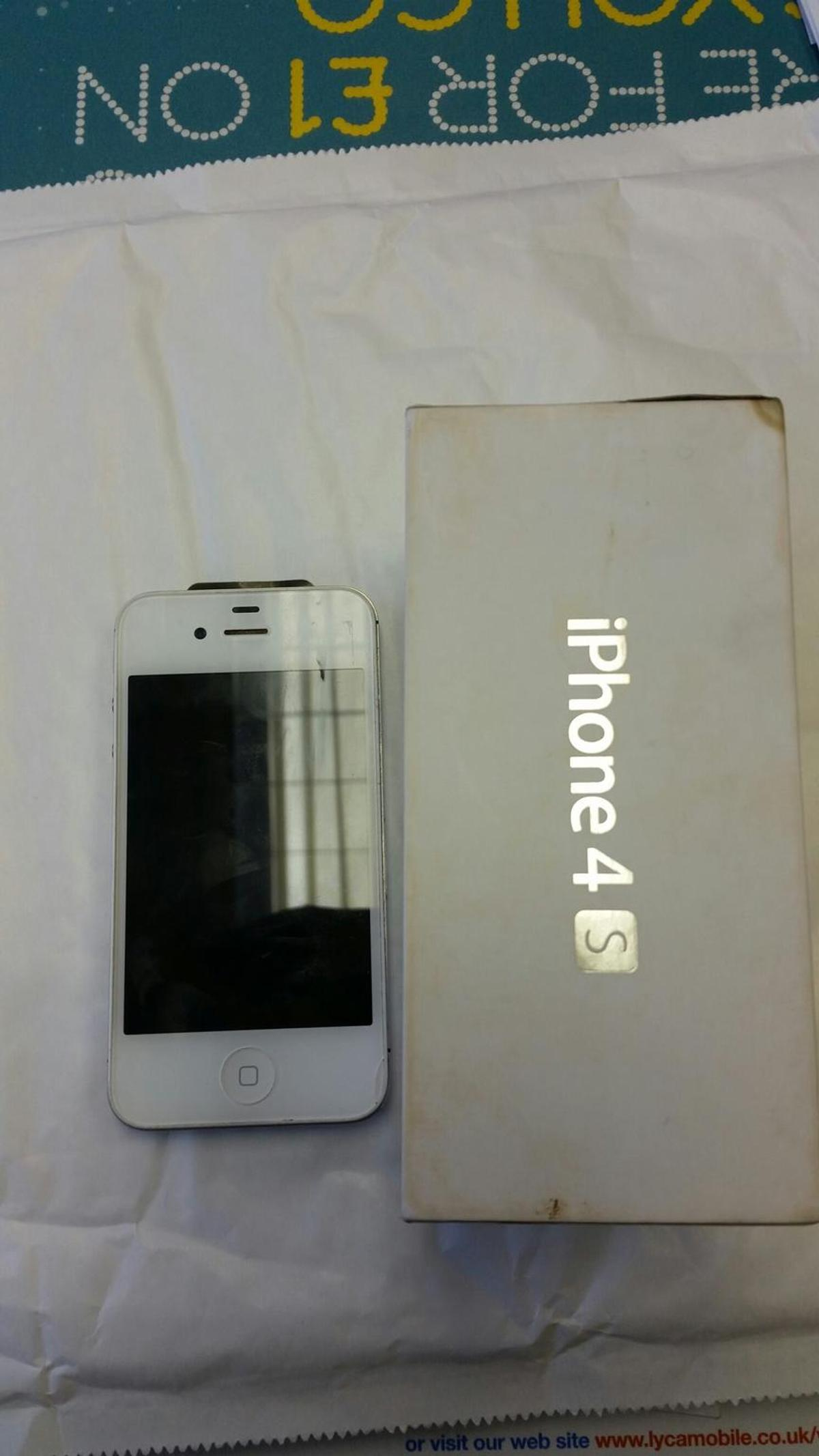 iphone 4s 32 open to all networks