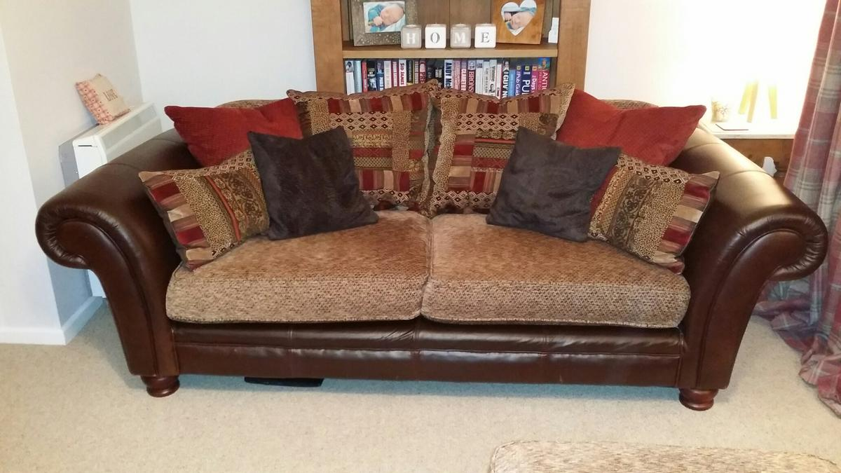 Dfs Perez 4 Seater sofa in CB21 Cambridgeshire for £600.00 for sale - Shpock
