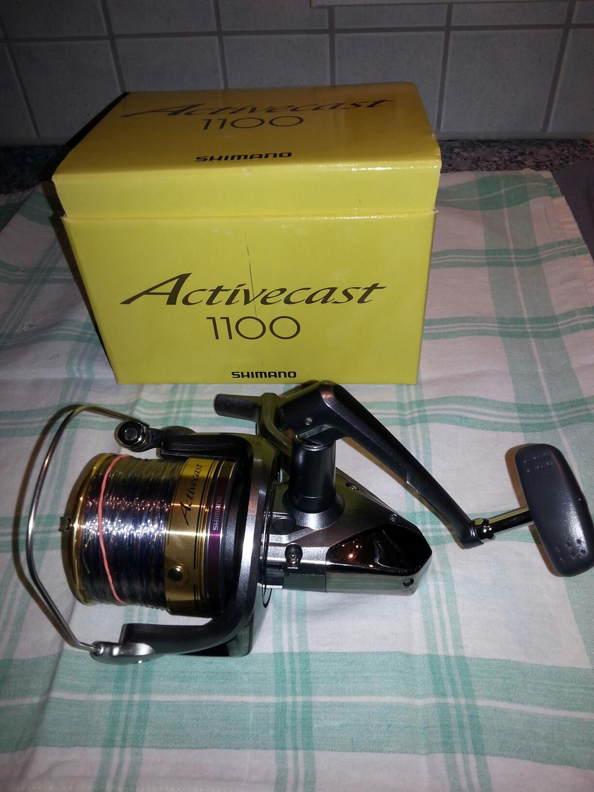 Angelrolle Shimano Activecast 1100