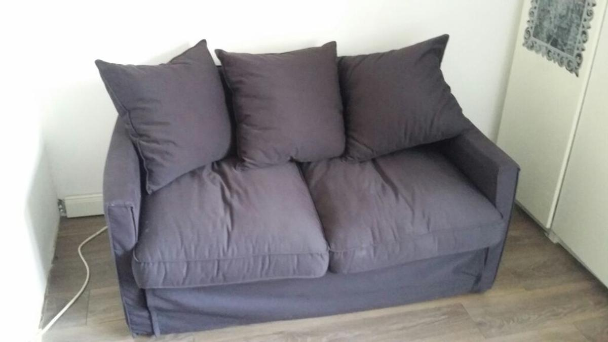 Ikea Sofa, couch, schlafcouch, kinderzimmer