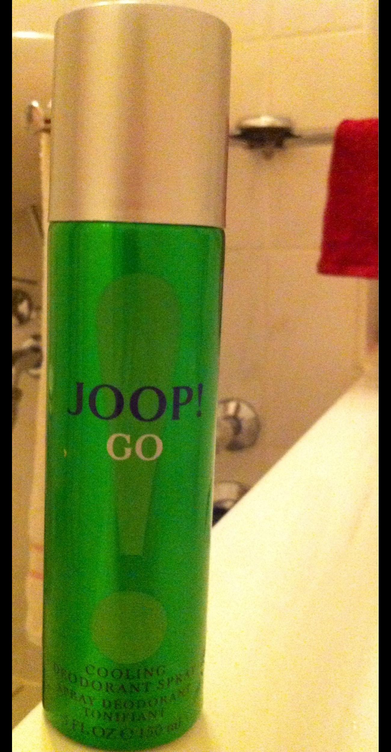 huge selection of nice shoes cost charm Joop! Go, homme/man, Deo Spray, 150 ml