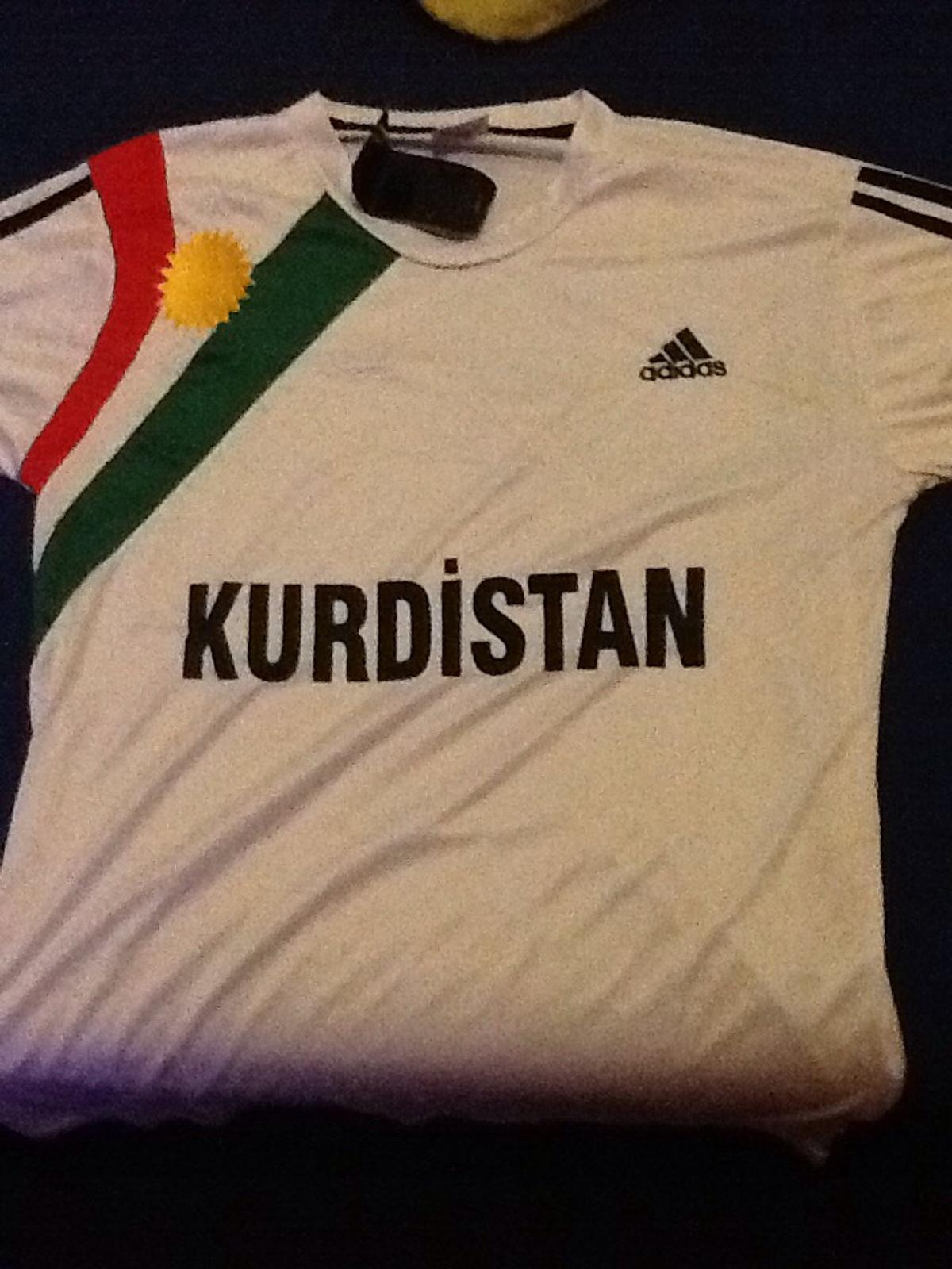 finest selection pretty cool first look Kurdistan Trikot - lange Ärmel