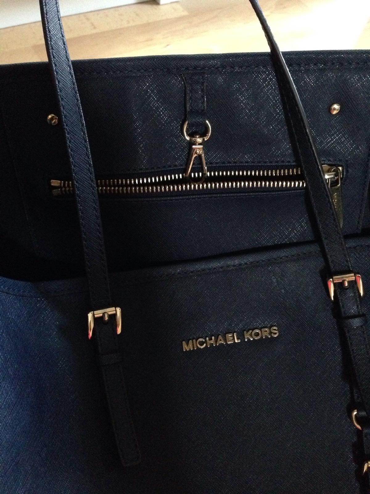 100% Original Michael Kors Tasche Jet Set