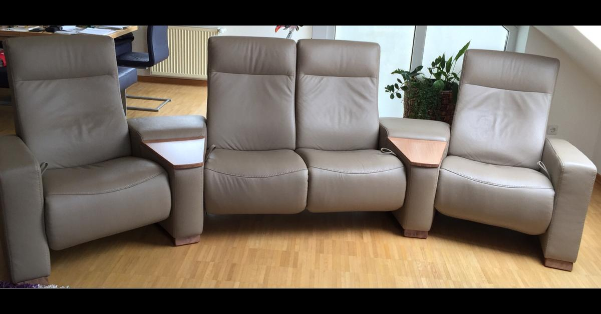 Sofa Couch Von Himolla Made In