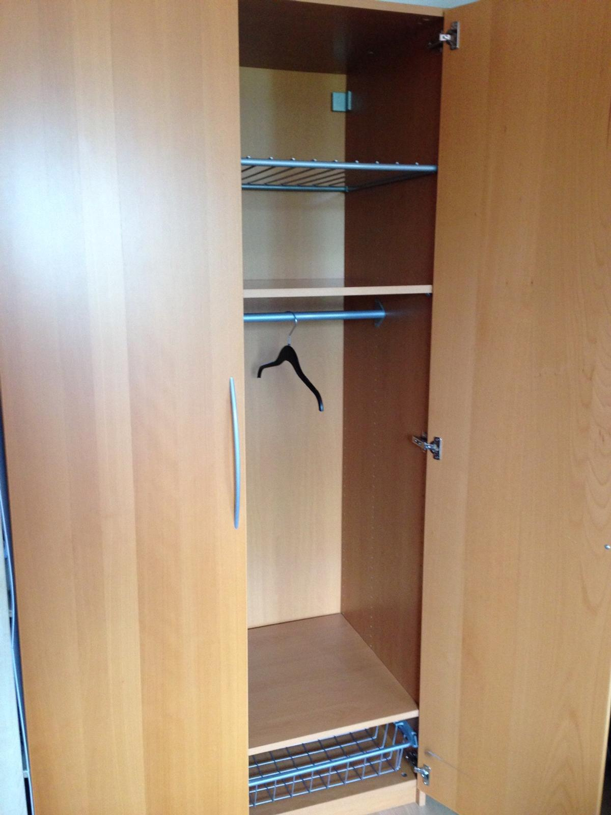 Schrank Ikea Pax 2 Turig Buche In 50933 Koln For 90 00 For Sale