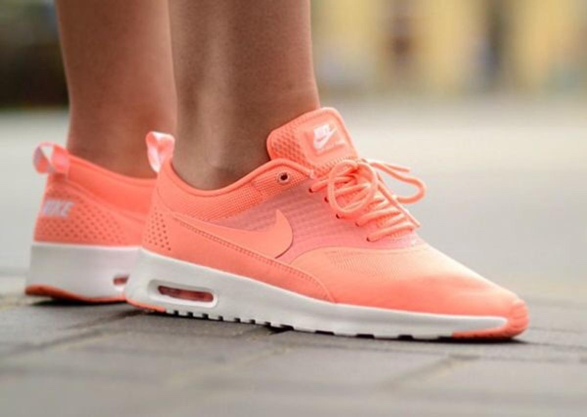new product exclusive shoes crazy price nike Air Max Thea Atomic Pink *NEU*
