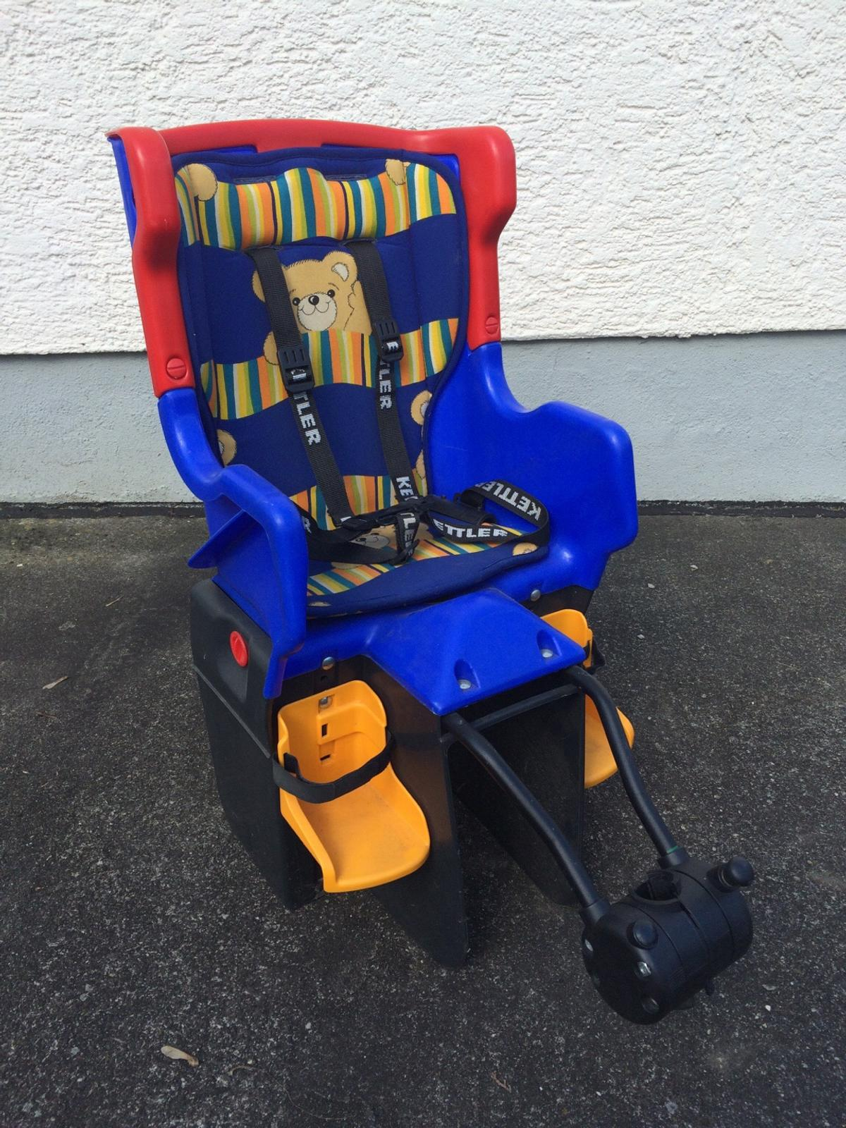 Kettler Fahrrad Kindersitz Teddy In 61118 Bad Vilbel For 2500