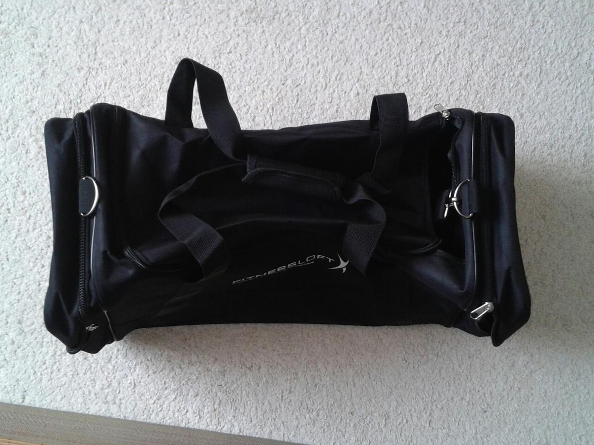 699c7482b1d42 Sporttasche Fitnessloft Schwarz Trainingstas in 38518 Gifhorn for ...